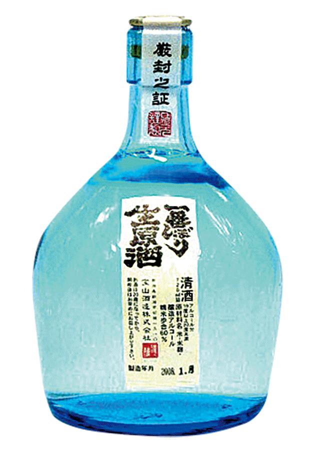 宝山酒造_一番しぼり生原酒