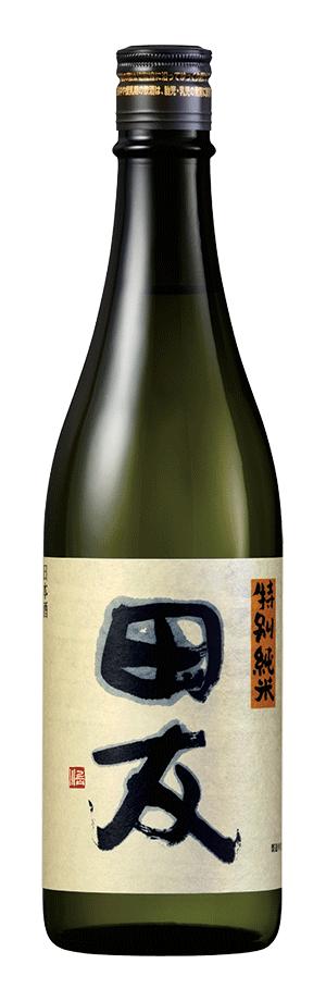 高の井酒造_田友_特別純米