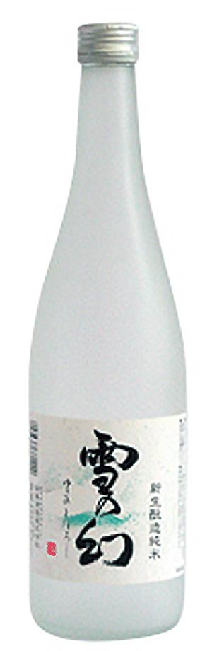 朝妻酒造_代表酒