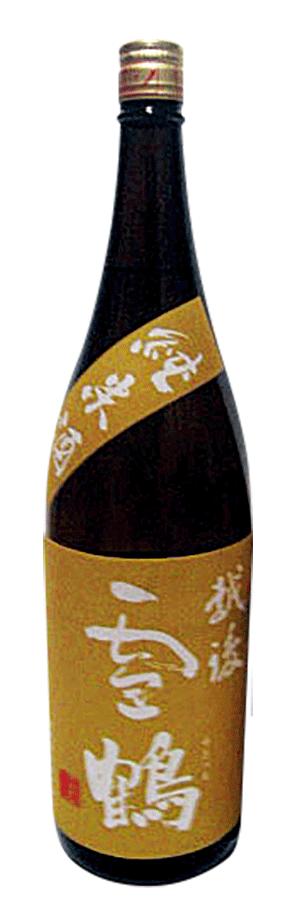 田原酒造_雪鶴